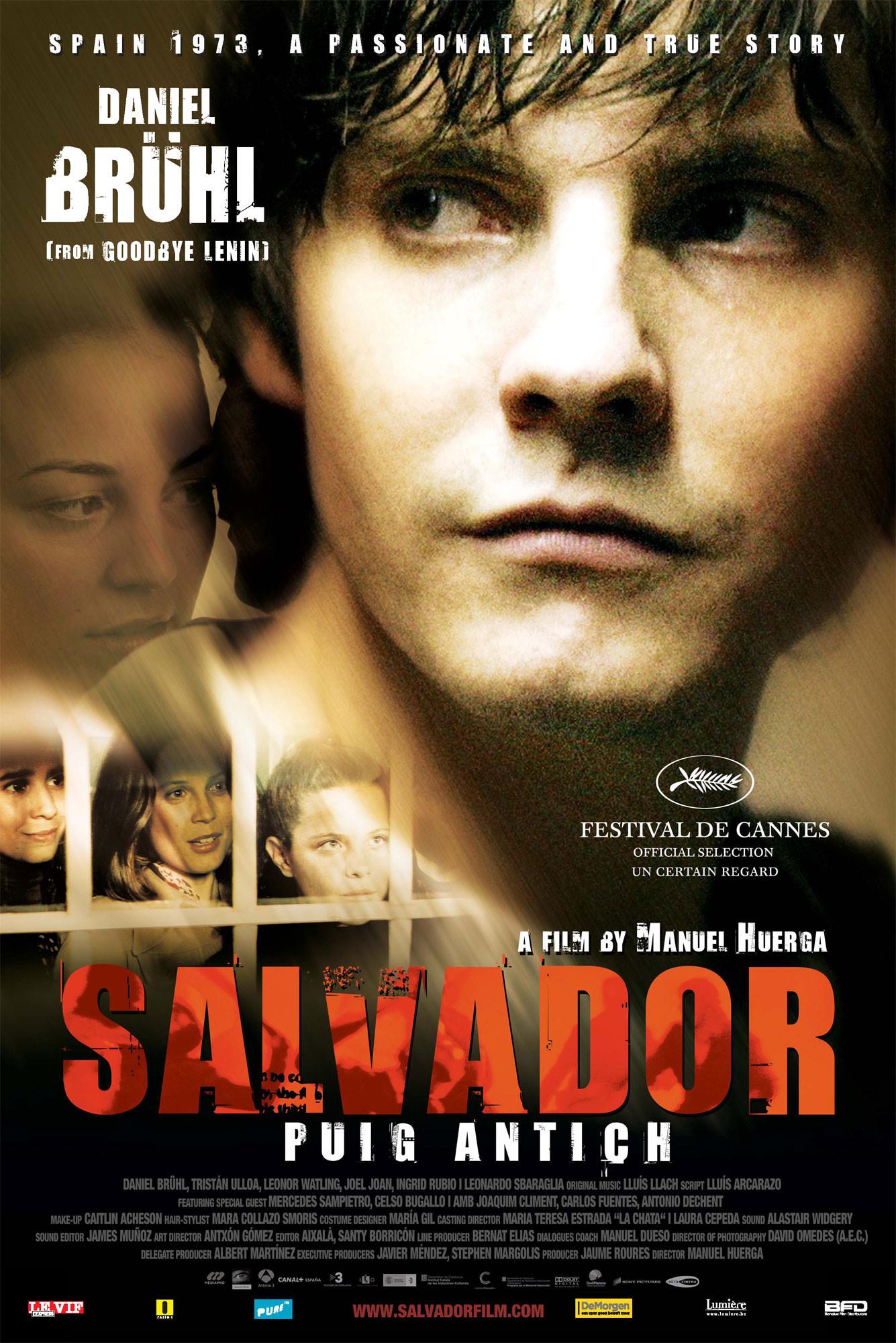 Image result for SALVADOR - 26 ANNI CONTRO ( 2007 ) POSTER