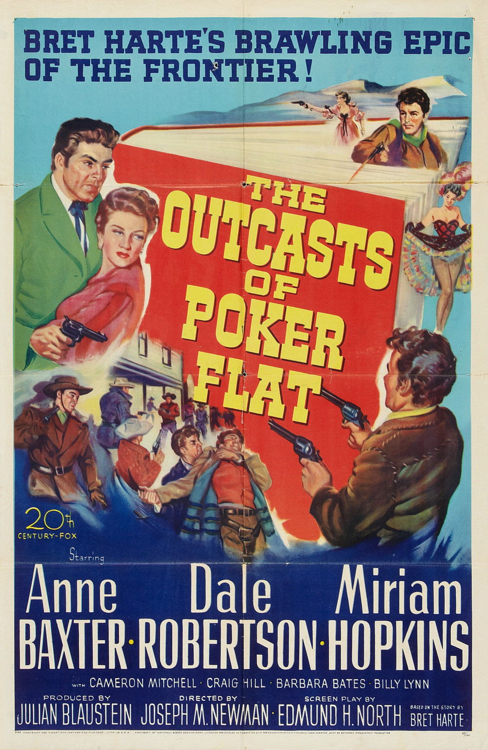 outcasts of poker flat - 550×844