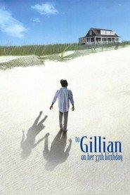 A Gillian, per il suo compleanno