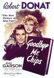 Addio, mr. Chips!