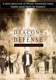 Deacons for defence - Lotta per la libertà