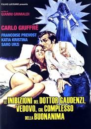Le inibizioni del dottor Gaudenzi, vedovo col complesso della buonanima