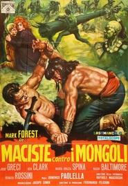 Maciste contro i Mongoli