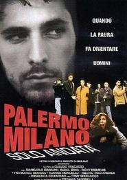 Palermo-Milano - Solo Andata