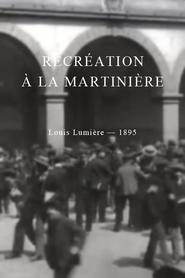 Récréation à la Martinière