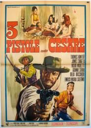 Tre pistole contro Cesare