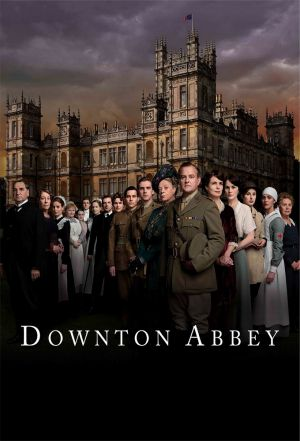 Locandina del film Downton Abbey