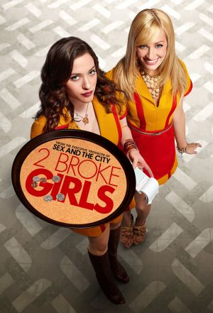 Locandina del film 2 Broke Girls
