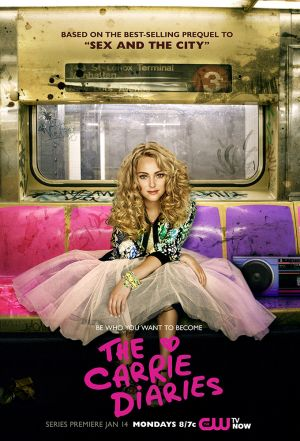 Locandina del film The Carrie Diaries