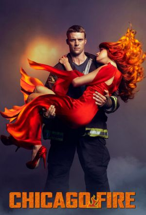 Locandina del film Chicago Fire