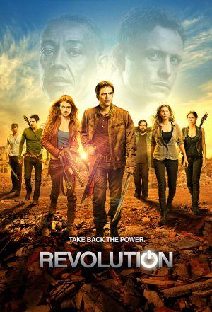 Locandina del film Revolution