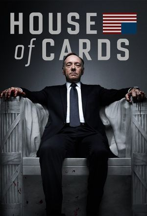Locandina del film House of Cards