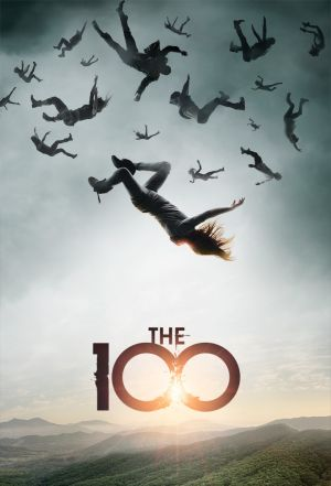 Locandina del film The 100