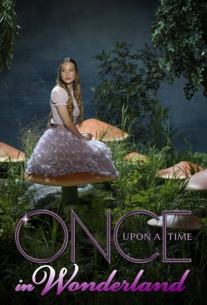 Locandina del film Once Upon a Time in Wonderland