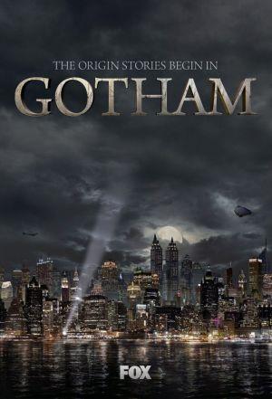 Locandina del film Gotham