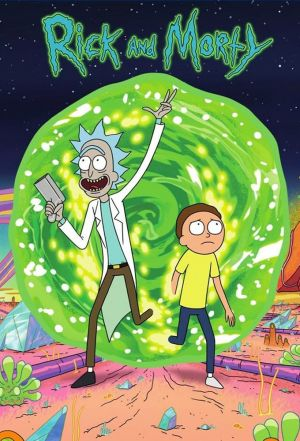 Locandina del film Rick and Morty