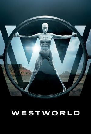 Locandina del film Westworld