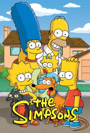 Locandina del film I Simpson