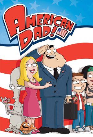 Locandina del film American Dad!