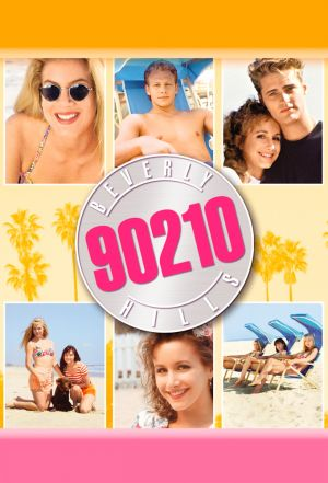 Locandina del film Beverly Hills 90210