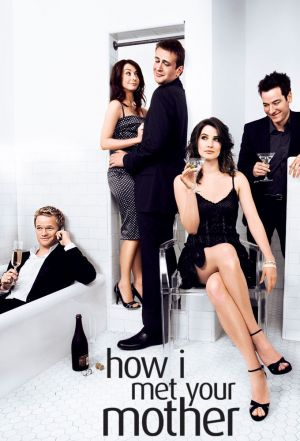 Locandina del film How I Met Your Mother - Alla fine arriva mamma