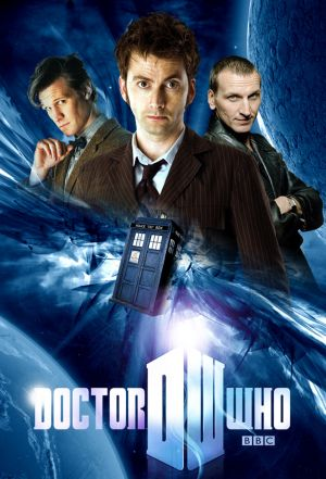 Locandina del film Doctor Who (2005)
