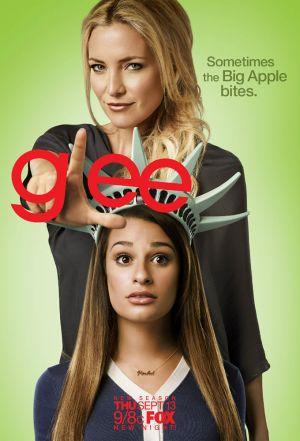 Locandina del film Glee