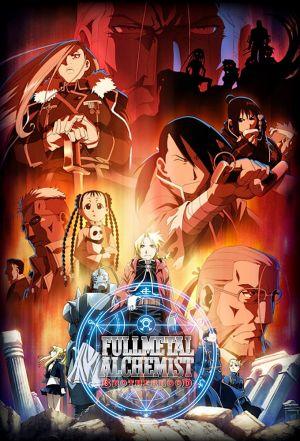Locandina del film Fullmetal Alchemist: Brotherhood
