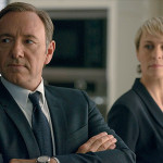 "Kevin Spacey e Robin Wright, ""House of Cards"""