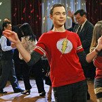 "Jim Parsons e Mayim Bialik, ""Big Bang Theory"""