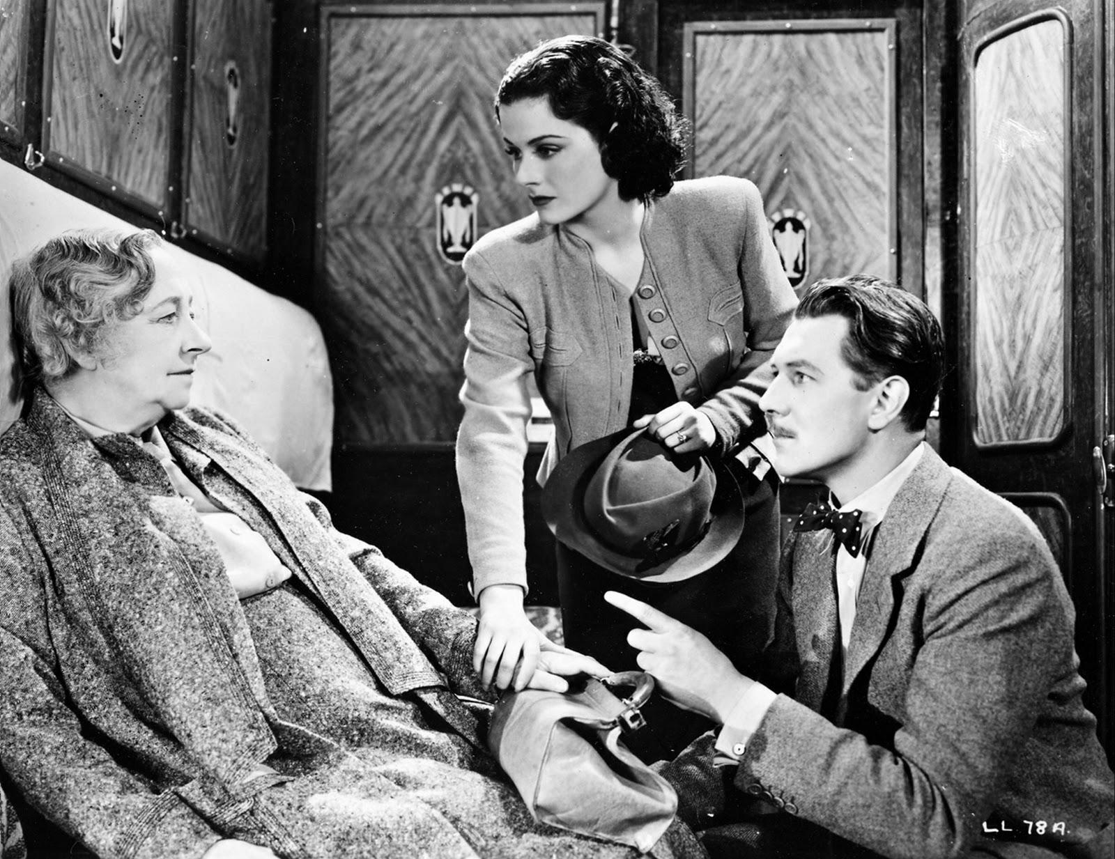 Risultati immagini per la signora scompare film 1938