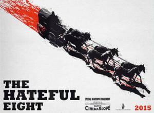 """Primo teaser trailer di """"The Hateful Eight"""", nuovo film di Tarantino."""
