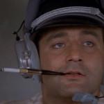 Prima di Johnny Depp, Hunter S. Thompson è stato incarnato da Murray nel film Where the Buffalo Roam (1980)