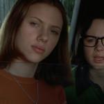"""Con Thora Birch in """"Ghost World"""" (2001) di Terry Zwigoff"""