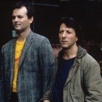Con Dustin Hoffman in Tootsie (1981) di Sydney Pollack
