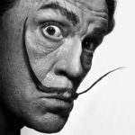 Philippe Halsman / Salvador Dalí © Sandro Miller courtesy of Catherine Edelman Gallery Chicago