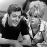 Brigitte Bardot e Marcello Mastroianni (1961)