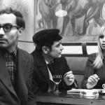 Brigitte Bardot recitò ne Il maschio e la femmina di Jean-Luc Godard (1967)