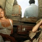 Claudia Cardinale e Brigitte Bardot ne Le pistolere (1971)