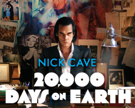 """20,000 Days on Earth"" in Italia a dicembre."