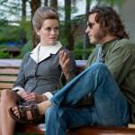 Reese Whiterspoon e Joaquin Phoenix nel film