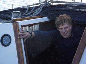 "Un Film al Mare: ""All is lost – Tutto è perduto""."