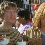 Buon compleanno Mr.Grape (1993), con Johnny Depp.