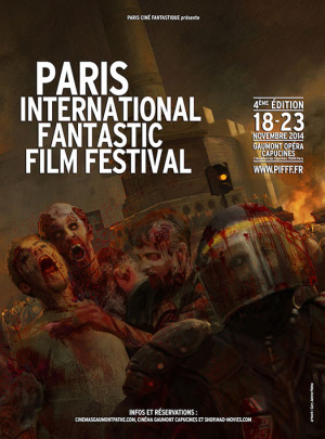 I vincitori del Paris International Fantastic Film Festival 2014.