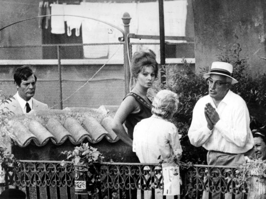 Omaggio della rai a vittorio de sica tutti gli appuntamenti for Oscar vinti da italiani