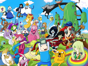 """Adventure Time"" diventa un film, capperetti!"