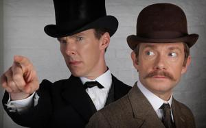 """Il viaggio nel tempo di """"Sherlock"""""""