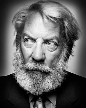 Donald Sutherland: 80 anni e non dimostrarli