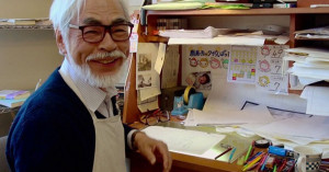 Miyazaki-san, la computer graphic e un bruco in 3D