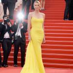 Charlize Theron sul red carpet di Cannes 2015